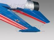 Радиоуправляемая модель реактивного самолета  Су-27 2.4GHz (RTF Version)-фото 9