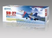 Радиоуправляемая модель реактивного самолета  Су-27 2.4GHz (RTF Version)-фото 11