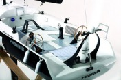 Радиоуправляемая яхта CTW Phoenix-870 RC 2.4 GHz (RTR Version)-фото 5