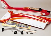 KYOSHO 40 TRAINER CALMATO CARDINAL RED-фото 1