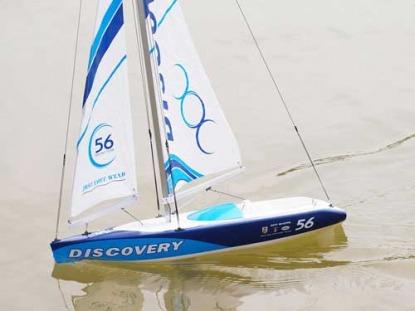 Яхта радиоуправляемая парусная  Discovery RC 2.4 GHz ( RTR Version)