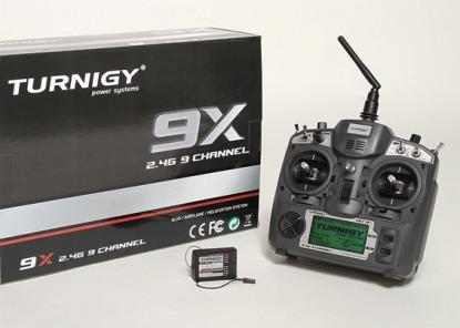 Комплект аппаратуры радиоуправления  Turnigy 9x V2