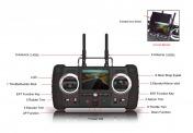 Планер на радиоуправлении для полетов по камере SPY HAWK-фото 4