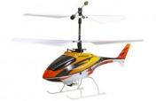 Вертолет Nine Eagle Draco 2.4 GHz (Yellow RTF Version) в кейсе + допкомплект-фото 1