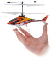 Вертолет Nine Eagle Draco 2.4 GHz (Yellow RTF Version) в кейсе + допкомплект-фото 5