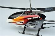 Вертолет на радиоуправлении для полетов по камере Invader Helicopter Hubsan-фото 3