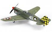 Радиоуправляемая модель самолета Curtiss P-40-фото 3