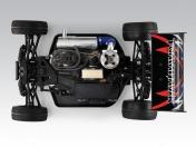 Радиоуправляемая модель багги TOMAHAWK BX 18 Nitro PRO с двигателем внутреннего сгорания-фото 6
