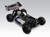 Радиоуправляемая модель багги TOMAHAWK BX 18 Nitro PRO с двигателем внутреннего сгорания-фото 8