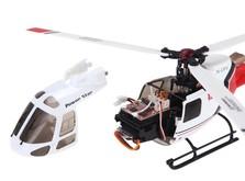 Радиоуправляемый вертолет WLТoys V931 6CH 2.4GHz FBL CP BL-фото 7