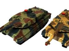 Радиоуправляемый танковый бой Uni-Fun Huan Qi 558-фото 1