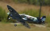 Модель самолета на радиоуправлении Supermarine SPITFIRE-фото 10