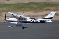 Радиоуправляемая модель самолета Cessna 182 1400 мм 2.4GHz (RTF Version)
