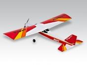 Тренировочная радиоуправляемая модель самолета TIGER TRAINER OBL 2.4GHz Mode 2-фото 2