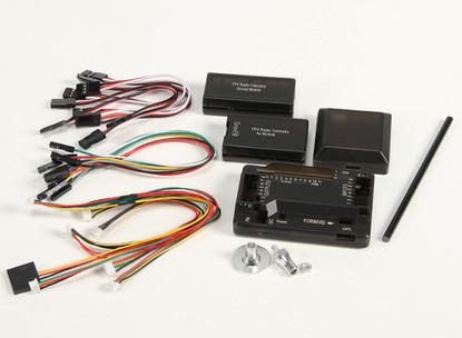 Полетный контроллер Ardupilot APM 2.6 (в комплекте LEA-6H + OSD + Telem; не оригинал)