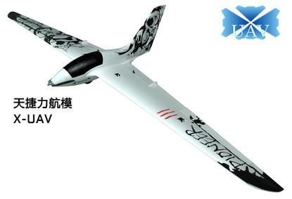 Радиоуправляемая модель планера X-UAV Pioneer PNP