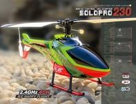 Радиоуправляемый вертолет Nine Eagles Solo Pro 230 с видеокамерой