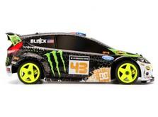 Радиоуправляемый автомобиль HPI Ken Block WR8 Flux w\Ford Fiesta H.F.H.V. body 1:8-фото 1