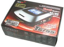 Зарядное устройство SkyRC T6755 с блоком питания и сенсорным дисплеем (оригинал)-фото 11