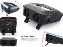 Зарядное устройство SkyRC T6755 с блоком питания и сенсорным дисплеем (оригинал)-фото 6