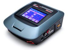 Зарядное устройство SkyRC T6755 с блоком питания и сенсорным дисплеем (оригинал)-фото 1