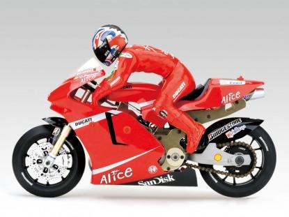 Радиоуправляемый мотоцикл Ducati Desmosedici GP8