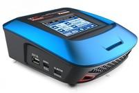 Универсальное зарядное устройство SkyRC T6200 с сенсорным дисплеем