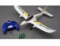 Летающая авиамодель для начинающих Hobbyzone Duet RTF  2,4 ГГц