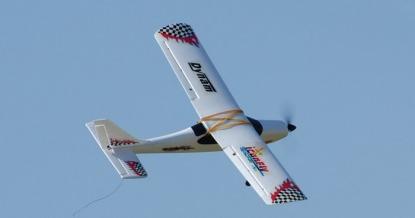 Радиоуправляемый самолёт Dynam ICanFly