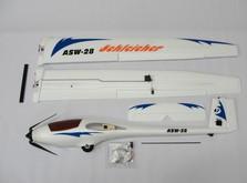Радиоуправляемая модель планера X-UAV ASW-28 (электро 1700 мм) PNF-фото 6