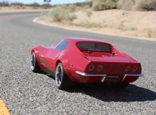 Радиоуправляемый автомобиль Vaterra Custom Chevrolet Corvette Stingray 1969 1:10 RTR-фото 1