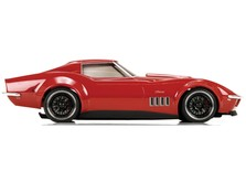 Радиоуправляемый автомобиль Vaterra Custom Chevrolet Corvette Stingray 1969 1:10 RTR-фото 5