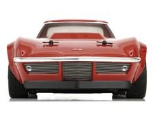 Радиоуправляемый автомобиль Vaterra Custom Chevrolet Corvette Stingray 1969 1:10 RTR-фото 6