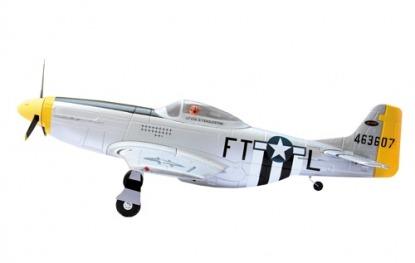 Радиоуправляемый самолёт Dynam P51  Mustang