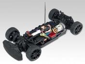Радиоуправляемая модель автомобиля SPARROWHAWK VX NISSAN 350 Z-фото 3