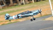Радиоуправляемая модель самолета Messerschmitt BF-109G-фото 20