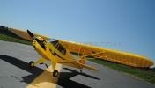Самолёт на радиоуправлении Piper J3 Cub-фото 5