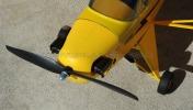 Самолёт на радиоуправлении Piper J3 Cub-фото 6
