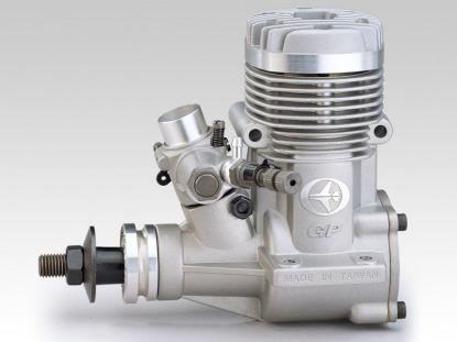 Двухтактный  авиамодельный двигатель Thunder Tiger GP-65