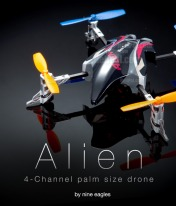 Квадрокоптер Nine Eagles Alien Drone-фото 1