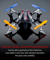 Квадрокоптер Nine Eagles Alien Drone-фото 3