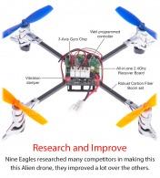 Квадрокоптер Nine Eagles Alien Drone-фото 5
