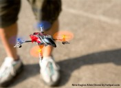 Квадрокоптер Nine Eagles Alien Drone-фото 8
