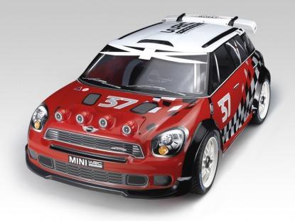 Машина на радиоуправлении ER-4 G3 MINI WRC11