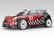 Машина на радиоуправлении ER-4 G3 MINI WRC11-фото 7