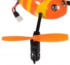 Радиоуправляемый мини квадрокоптер WL Toys Fire Fly-фото 4
