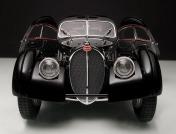 Коллекционная модель автомобиля СMC Bugatti Type 57 SC Atlantic-фото 11