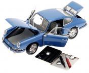Коллекционная модель СMC Porsche 901 1964 1/18 Sky Blue Limited Edition-фото 4