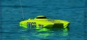 Радиоуправляемый катамаран PRO Boat USA Miss Geico 29 BL V2 2.4GHz RTR-фото 4