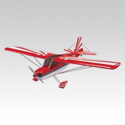 Самолёт на радиоуправлении Super Decathlon 40 ARF